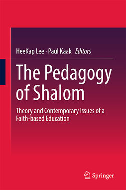 Kaak, Paul - The Pedagogy of Shalom, ebook