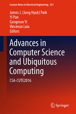 Loia, Vincenzo - Advances in Computer Science and Ubiquitous Computing, ebook