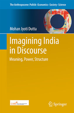 Dutta, Mohan Jyoti - Imagining India in Discourse, ebook
