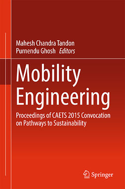 Ghosh, Purnendu - Mobility Engineering, ebook