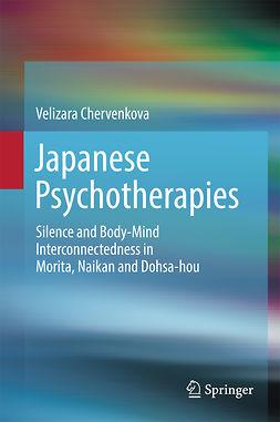 Chervenkova, Velizara - Japanese Psychotherapies, ebook