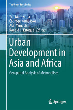 Estoque, Ronald C. - Urban Development in Asia and Africa, ebook