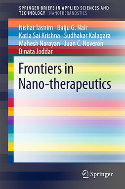 Joddar, Binata - Frontiers in Nano-therapeutics, ebook