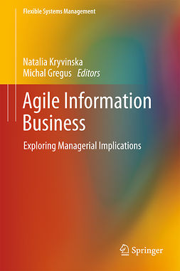 Gregus, Michal - Agile Information Business, ebook