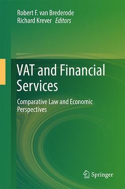 Brederode, Robert F. van - VAT and Financial Services, ebook