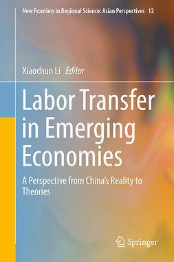 Li, Xiaochun - Labor Transfer in Emerging Economies, e-bok