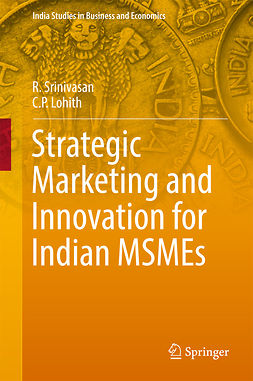 Lohith, C.P. - Strategic Marketing and Innovation for Indian MSMEs, ebook