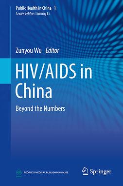 Wu, Zunyou - HIV/AIDS in China, ebook