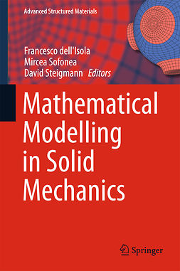Sofonea, Mircea - Mathematical Modelling in Solid Mechanics, ebook