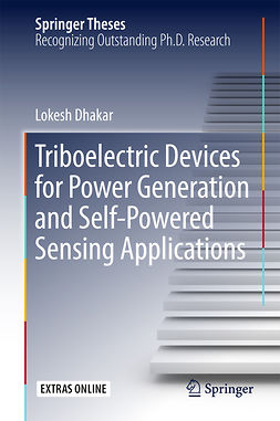 Dhakar, Lokesh - Triboelectric Devices for Power Generation and Self-Powered Sensing Applications, ebook