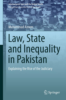 Azeem, Muhammad - Law, State and Inequality in Pakistan, ebook