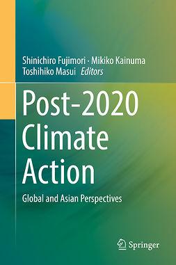Fujimori, Shinichiro - Post-2020 Climate Action, ebook
