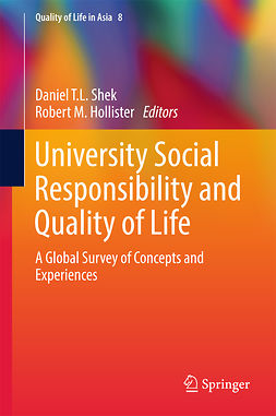 Hollister, Robert M. - University Social Responsibility and Quality of Life, e-kirja