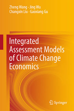 Gu, Gaoxiang - Integrated Assessment Models of Climate Change Economics, ebook