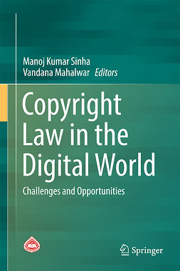 Mahalwar, Vandana - Copyright Law in the Digital World, ebook