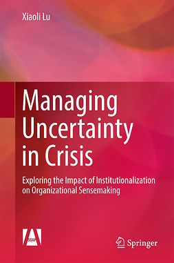 Lu, Xiaoli - Managing Uncertainty in Crisis, e-kirja