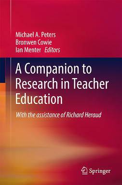 Cowie, Bronwen - A Companion to Research in Teacher Education, e-bok