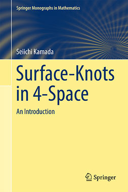 Kamada, Seiichi - Surface-Knots in 4-Space, ebook