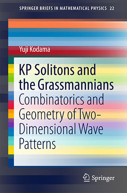 Kodama, Yuji - KP Solitons and the Grassmannians, ebook