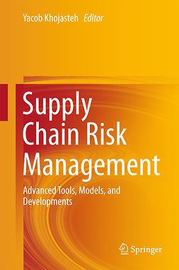 Khojasteh, Yacob - Supply Chain Risk Management, ebook