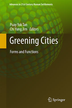 Jim, Chi Yung - Greening Cities, ebook