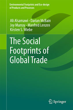 Alsamawi, Ali - The Social Footprints of Global Trade, e-bok