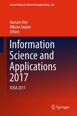Joukov, Nikolai - Information Science and Applications 2017, ebook