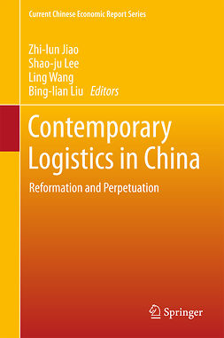 Jiao, Zhi-lun - Contemporary Logistics in China, ebook