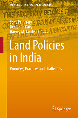 Davy, Benjamin - Land Policies in India, ebook