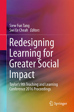 Cheah, Swi Ee - Redesigning Learning for Greater Social Impact, e-bok