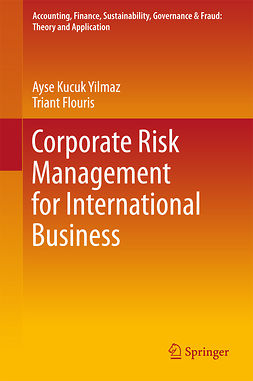 Flouris, Triant - Corporate Risk Management for International Business, ebook