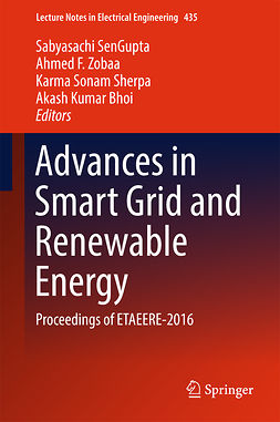 Bhoi, Akash Kumar - Advances in Smart Grid and Renewable Energy, ebook
