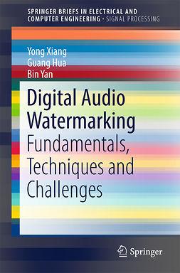 Hua, Guang - Digital Audio Watermarking, e-bok