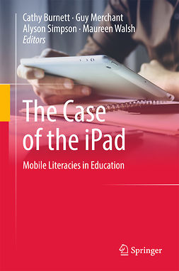 Burnett, Cathy - The Case of the iPad, ebook