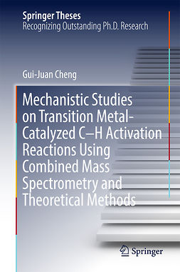 Cheng, Gui-Juan - Mechanistic Studies on Transition Metal-Catalyzed C–H Activation Reactions Using Combined Mass Spectrometry and Theoretical Methods, e-kirja