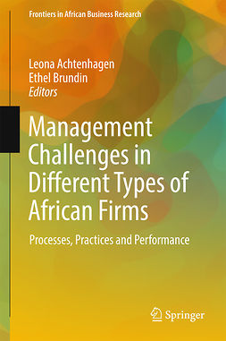 Achtenhagen, Leona - Management Challenges in Different Types of African Firms, e-bok