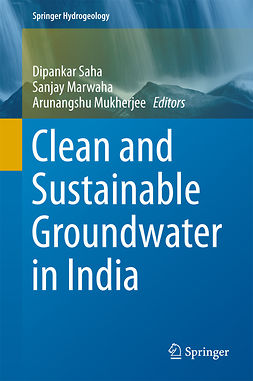 Marwaha, Sanjay - Clean and Sustainable Groundwater in India, ebook