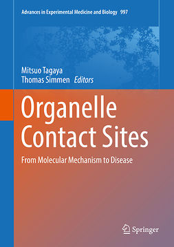 Simmen, Thomas - Organelle Contact Sites, ebook