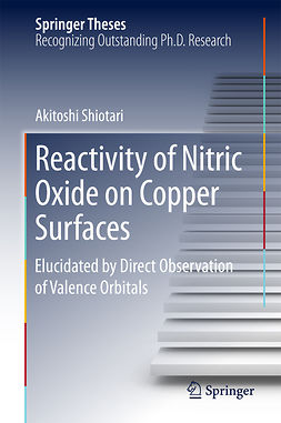 Shiotari, Akitoshi - Reactivity of Nitric Oxide on Copper Surfaces, ebook
