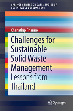 Pharino, Chanathip - Challenges for Sustainable Solid Waste Management, ebook