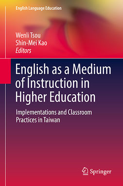 Kao, Shin-Mei - English as a Medium of Instruction in Higher Education, ebook