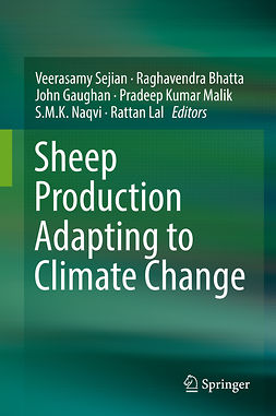 Bhatta, Raghavendra - Sheep Production Adapting to Climate Change, ebook