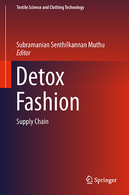 Muthu, Subramanian Senthilkannan - Detox Fashion, e-bok