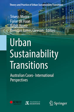 Gleeson, Brendan James - Urban Sustainability Transitions, ebook