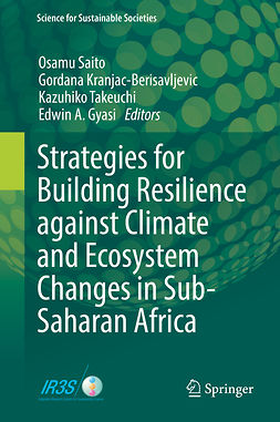 Gyasi, Edwin A. - Strategies for Building Resilience against Climate and Ecosystem Changes in Sub-Saharan Africa, e-bok