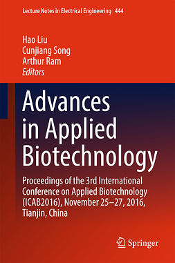 Liu, Hao - Advances in Applied Biotechnology, e-kirja