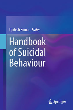 Kumar, Updesh - Handbook of Suicidal Behaviour, e-kirja