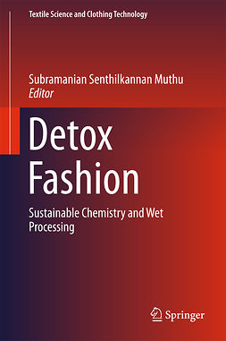 Muthu, Subramanian Senthilkannan - Detox Fashion, ebook