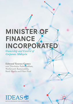 Bhalla, Sunil - Minister of Finance Incorporated, ebook