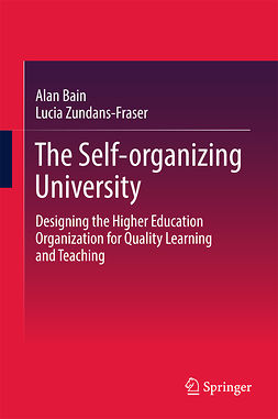 Bain, Alan - The Self-organizing University, ebook